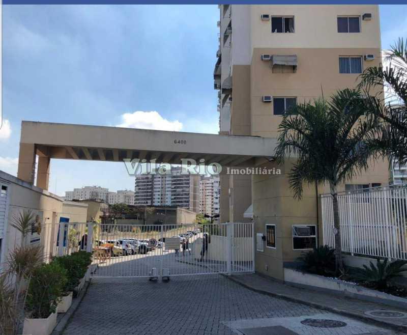 ENTRADA. - Apartamento À Venda - Vila da Penha - Rio de Janeiro - RJ - VAP20405 - 25