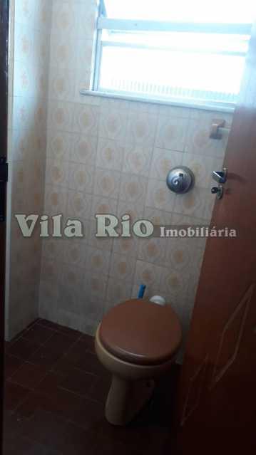 Banheiro de serviço.1 - Apartamento À Venda - Vila da Penha - Rio de Janeiro - RJ - VAP30118 - 10