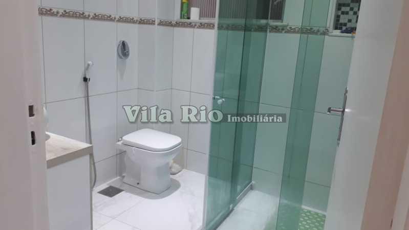Banheiro social.1 - Apartamento À Venda - Vila da Penha - Rio de Janeiro - RJ - VAP30118 - 13