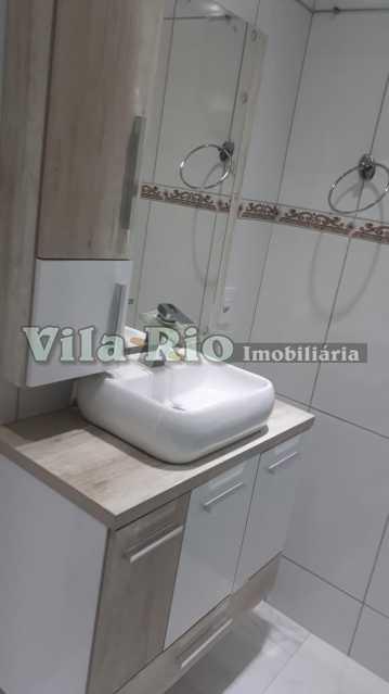 Banheiro social - Apartamento À Venda - Vila da Penha - Rio de Janeiro - RJ - VAP30118 - 14
