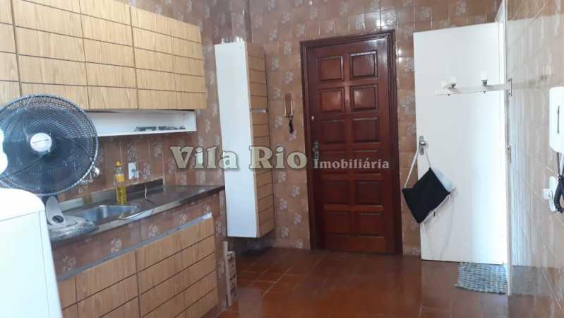 Cozinha.1 - Apartamento À Venda - Vila da Penha - Rio de Janeiro - RJ - VAP30118 - 15