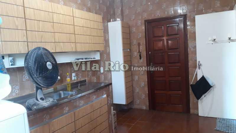 Cozinha - Apartamento À Venda - Vila da Penha - Rio de Janeiro - RJ - VAP30118 - 17