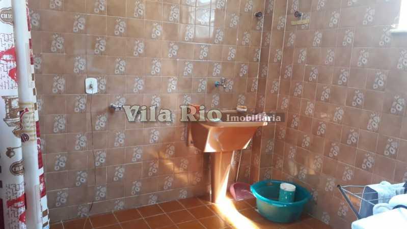 Área de serviço.1 - Apartamento À Venda - Vila da Penha - Rio de Janeiro - RJ - VAP30118 - 18