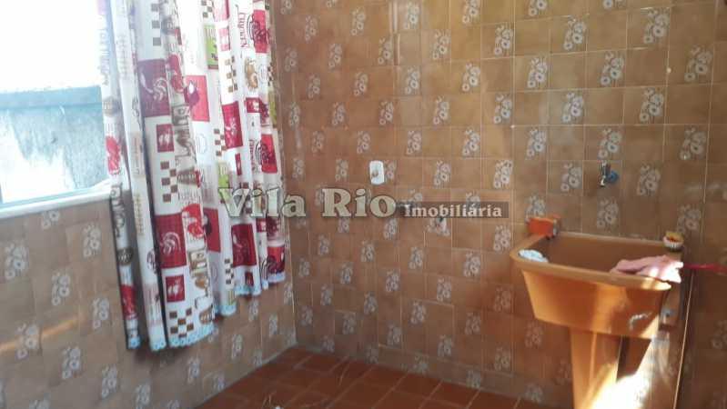 Área de serviço - Apartamento À Venda - Vila da Penha - Rio de Janeiro - RJ - VAP30118 - 19