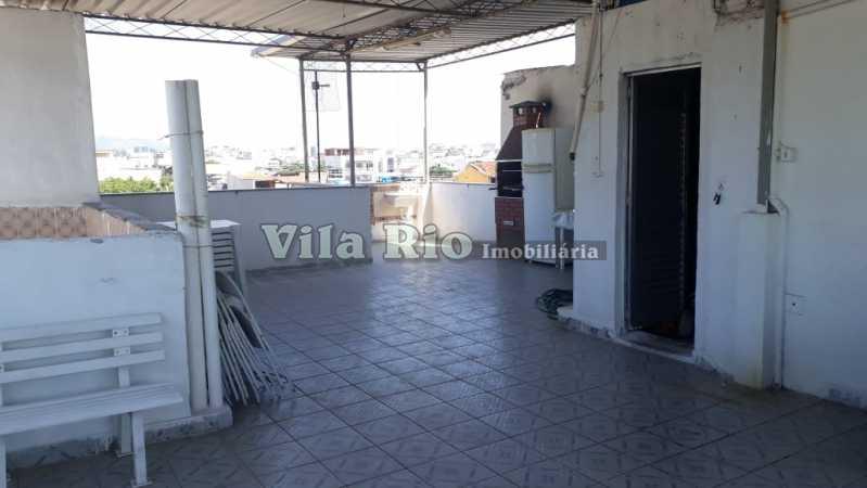 Terraço comum - Apartamento À Venda - Vila da Penha - Rio de Janeiro - RJ - VAP30118 - 26