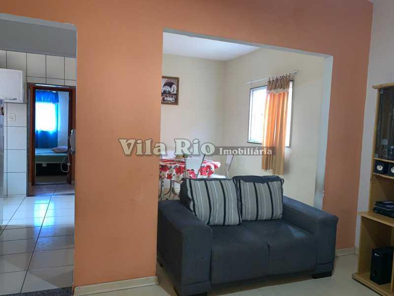 SALA 4. - Casa Irajá,Rio de Janeiro,RJ À Venda,2 Quartos,90m² - VCA20038 - 5