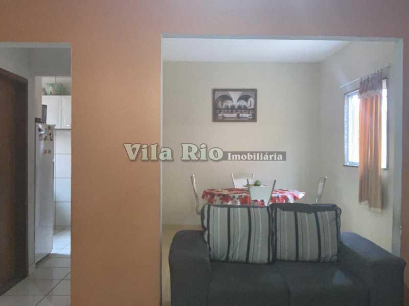 SALA 5. - Casa Irajá,Rio de Janeiro,RJ À Venda,2 Quartos,90m² - VCA20038 - 6