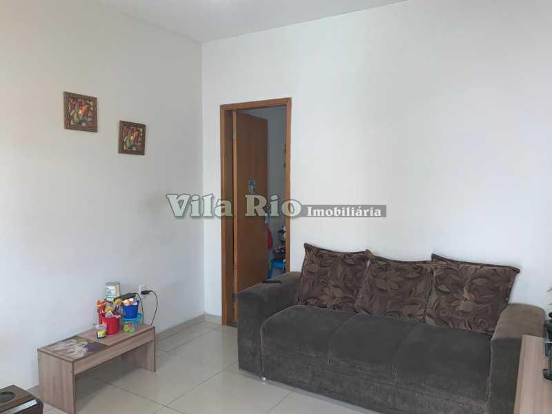 SALA2. - Casa Irajá,Rio de Janeiro,RJ À Venda,2 Quartos,90m² - VCA20038 - 7