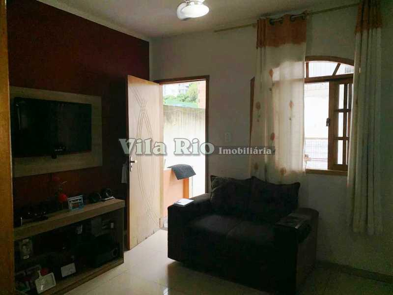 SALA3. - Casa Irajá,Rio de Janeiro,RJ À Venda,2 Quartos,90m² - VCA20038 - 8