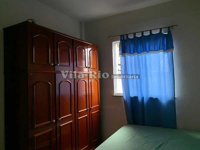 QUARTO 2. - Casa Irajá,Rio de Janeiro,RJ À Venda,2 Quartos,90m² - VCA20038 - 10