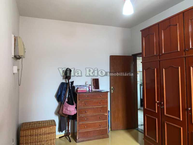 QUARTO 3. - Casa Irajá,Rio de Janeiro,RJ À Venda,2 Quartos,90m² - VCA20038 - 11