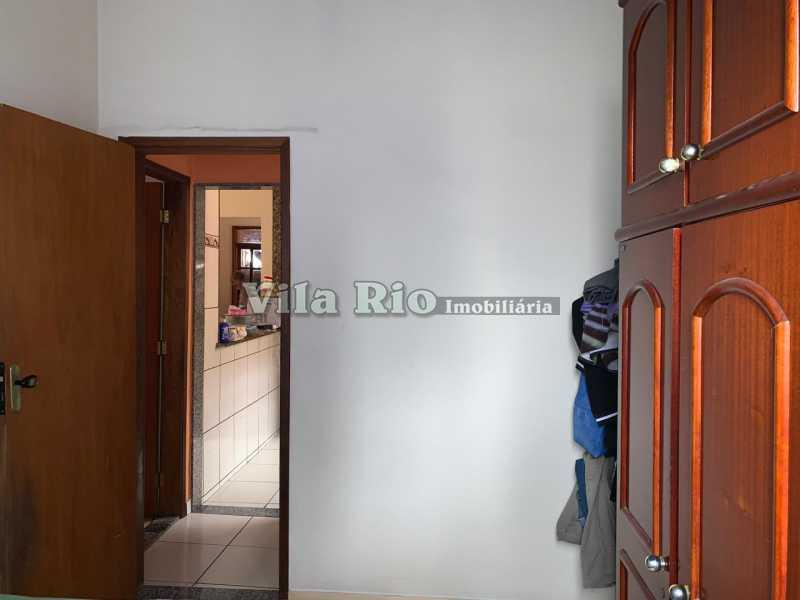 QUARTO 4. - Casa Irajá,Rio de Janeiro,RJ À Venda,2 Quartos,90m² - VCA20038 - 12