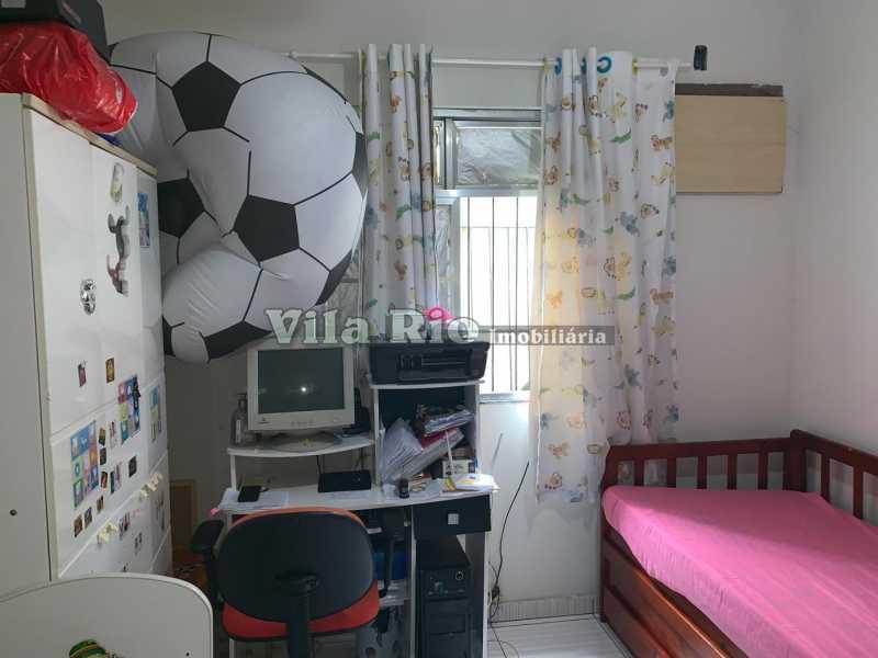 QUARTO 5. - Casa Irajá,Rio de Janeiro,RJ À Venda,2 Quartos,90m² - VCA20038 - 13