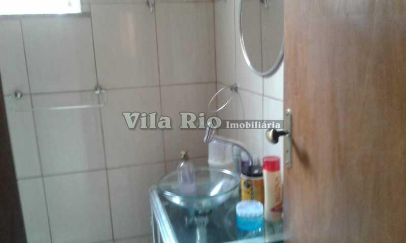 BANHEIRO 1 - Casa Irajá,Rio de Janeiro,RJ À Venda,2 Quartos,90m² - VCA20038 - 14