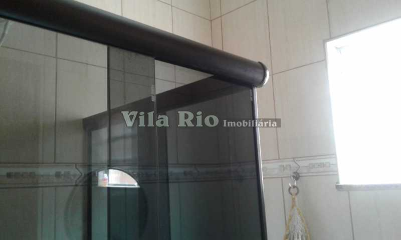 BANHEIRO 2 - Casa Irajá,Rio de Janeiro,RJ À Venda,2 Quartos,90m² - VCA20038 - 15