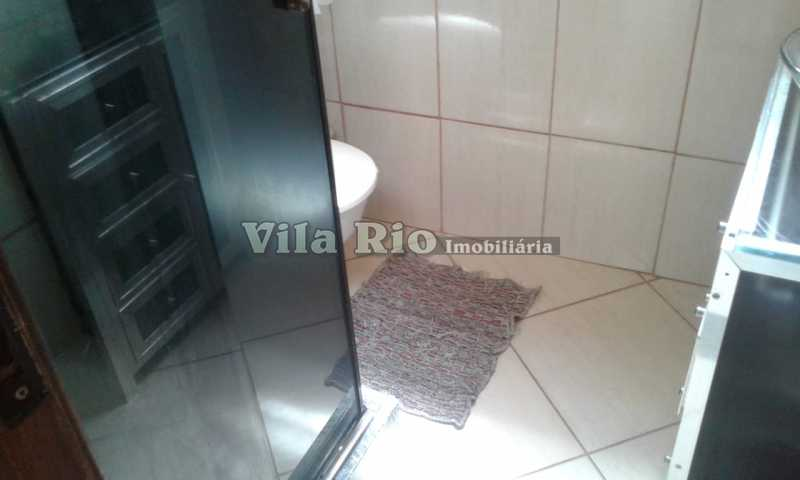 BANHEIRO 4 - Casa Irajá,Rio de Janeiro,RJ À Venda,2 Quartos,90m² - VCA20038 - 17