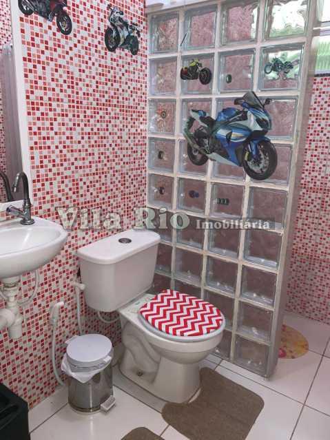 BANHEIRO2 1. - Casa Irajá,Rio de Janeiro,RJ À Venda,2 Quartos,90m² - VCA20038 - 18