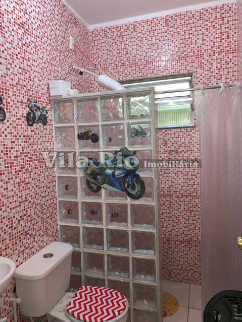 BANHEIRO2 2. - Casa Irajá,Rio de Janeiro,RJ À Venda,2 Quartos,90m² - VCA20038 - 19