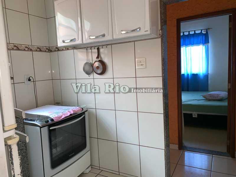 COZINHA 1. - Casa Irajá,Rio de Janeiro,RJ À Venda,2 Quartos,90m² - VCA20038 - 21