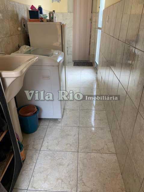 ÁREA. - Casa Irajá,Rio de Janeiro,RJ À Venda,2 Quartos,90m² - VCA20038 - 24