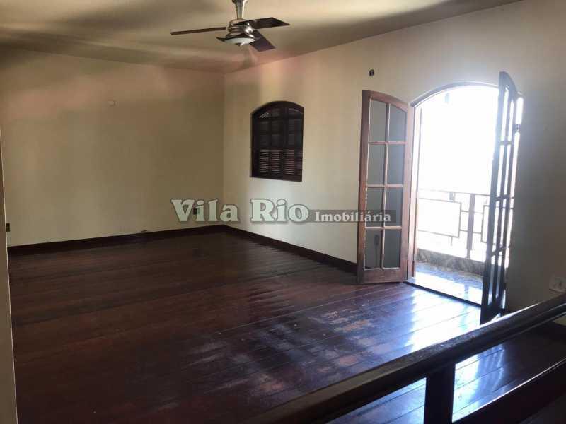 SALA 1 - Apartamento Vila Kosmos, Rio de Janeiro, RJ À Venda, 3 Quartos, 96m² - VAP30119 - 3