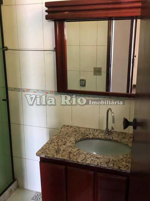BANHEIRO 1 - Apartamento Vila Kosmos, Rio de Janeiro, RJ À Venda, 3 Quartos, 96m² - VAP30119 - 16