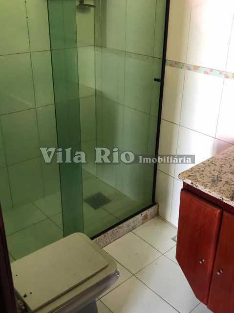 BANHEIRO 2 - Apartamento Vila Kosmos, Rio de Janeiro, RJ À Venda, 3 Quartos, 96m² - VAP30119 - 17