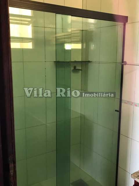 BANHEIRO 3 - Apartamento Vila Kosmos, Rio de Janeiro, RJ À Venda, 3 Quartos, 96m² - VAP30119 - 18