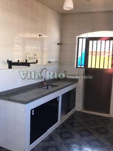 COZINHA 1 - Apartamento Vila Kosmos, Rio de Janeiro, RJ À Venda, 3 Quartos, 96m² - VAP30119 - 21