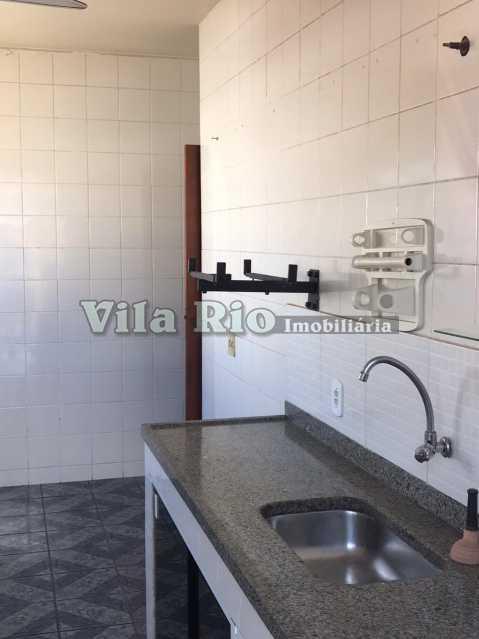 COZINHA 2 - Apartamento Vila Kosmos, Rio de Janeiro, RJ À Venda, 3 Quartos, 96m² - VAP30119 - 22