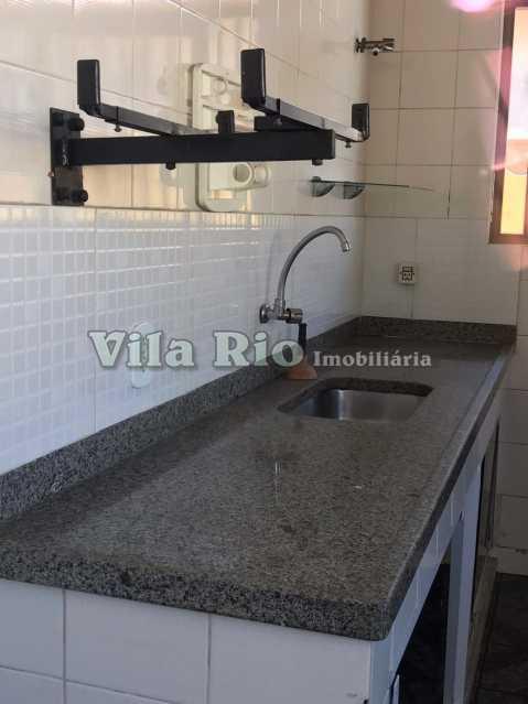 COZINHA 3 - Apartamento Vila Kosmos, Rio de Janeiro, RJ À Venda, 3 Quartos, 96m² - VAP30119 - 23