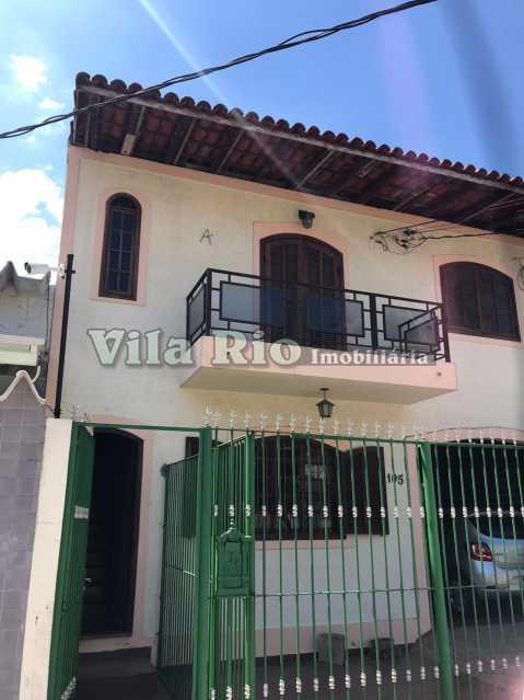 FRENTE 1 - Apartamento Vila Kosmos, Rio de Janeiro, RJ À Venda, 3 Quartos, 96m² - VAP30119 - 25