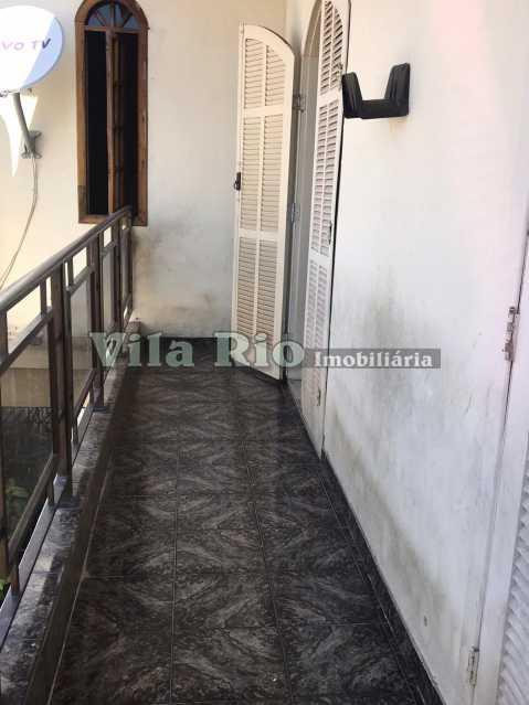 VARANDA 1 - Apartamento Vila Kosmos, Rio de Janeiro, RJ À Venda, 3 Quartos, 96m² - VAP30119 - 27