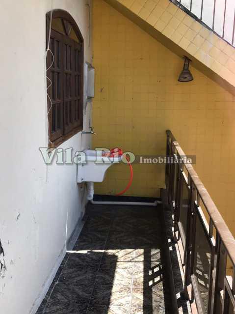VARANDA 2 - Apartamento Vila Kosmos, Rio de Janeiro, RJ À Venda, 3 Quartos, 96m² - VAP30119 - 28