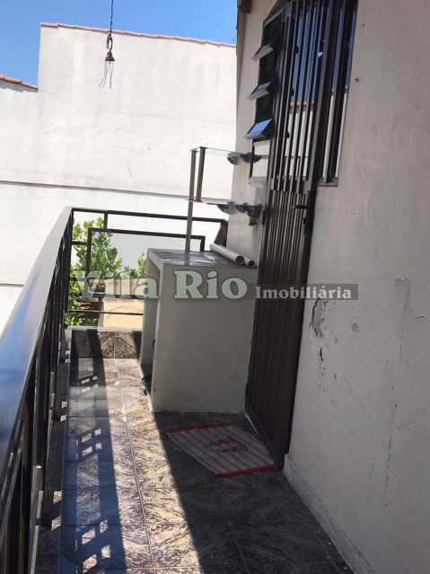 VARANDA 3 - Apartamento Vila Kosmos, Rio de Janeiro, RJ À Venda, 3 Quartos, 96m² - VAP30119 - 29