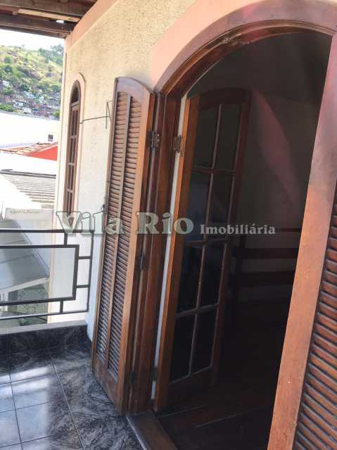 VARANDA1 - Apartamento Vila Kosmos, Rio de Janeiro, RJ À Venda, 3 Quartos, 96m² - VAP30119 - 30