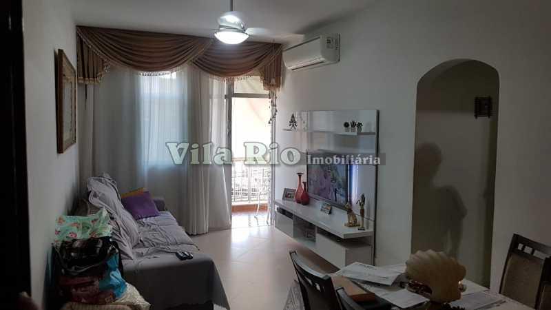 SALA - Apartamento À Venda - Irajá - Rio de Janeiro - RJ - VAP20409 - 1