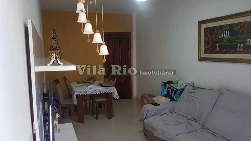 SALA1 - Apartamento À Venda - Irajá - Rio de Janeiro - RJ - VAP20409 - 4