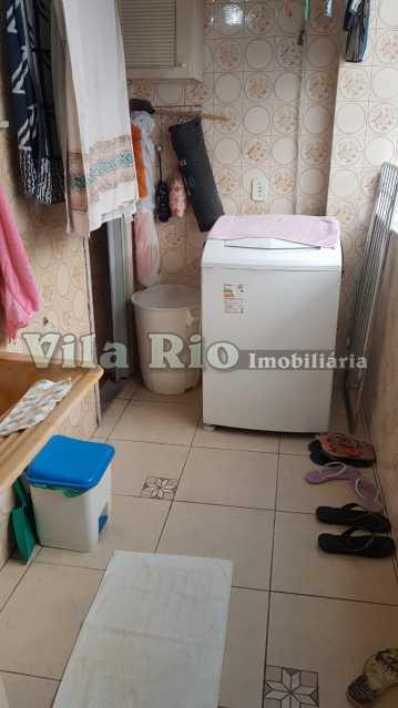 ÁREA - Apartamento À Venda - Irajá - Rio de Janeiro - RJ - VAP20409 - 14