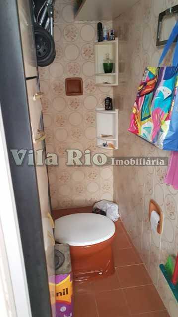 BANHEIRO2 - Apartamento À Venda - Irajá - Rio de Janeiro - RJ - VAP20409 - 9
