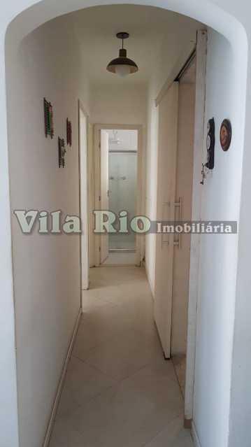 CIRCULAÇÃO - Apartamento À Venda - Irajá - Rio de Janeiro - RJ - VAP20409 - 10