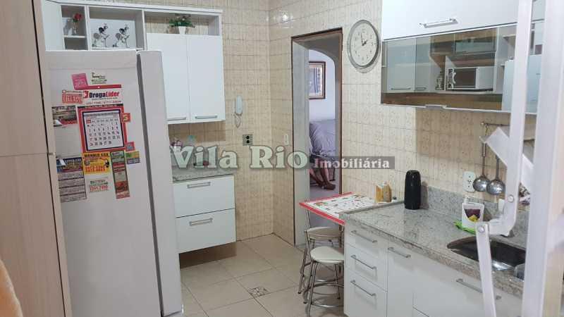 COZINHA - Apartamento À Venda - Irajá - Rio de Janeiro - RJ - VAP20409 - 11