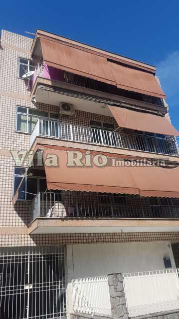 FACHADA - Apartamento À Venda - Irajá - Rio de Janeiro - RJ - VAP20409 - 19
