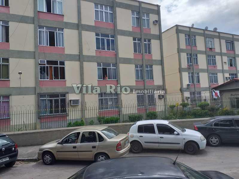 FACHADA2 - Apartamento 2 quartos à venda Cordovil, Rio de Janeiro - R$ 160.000 - VAP20410 - 18