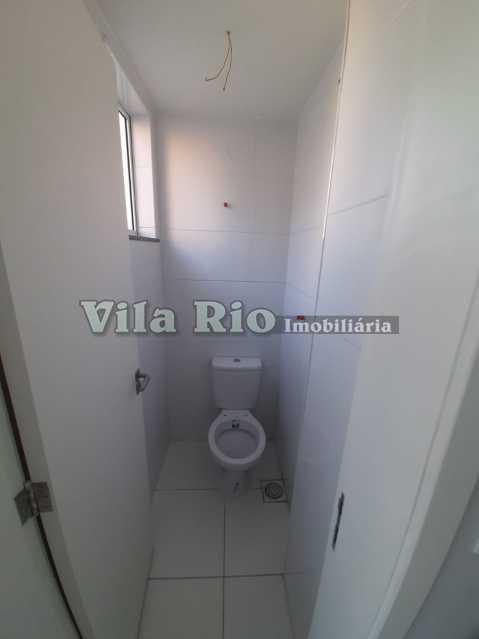 BANHEIRO DE SERVIÇO - Apartamento 3 quartos à venda Vista Alegre, Rio de Janeiro - R$ 581.000 - VAP30122 - 11