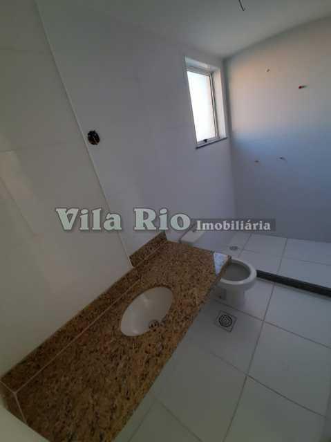 BANHEIRO SOCIAL 2 - Apartamento 3 quartos à venda Vista Alegre, Rio de Janeiro - R$ 581.000 - VAP30122 - 8