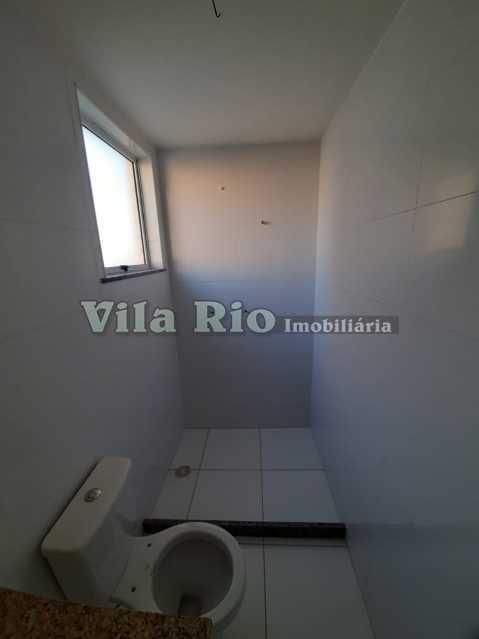 BANHEIRO SOCIAL - Apartamento 3 quartos à venda Vista Alegre, Rio de Janeiro - R$ 581.000 - VAP30122 - 9