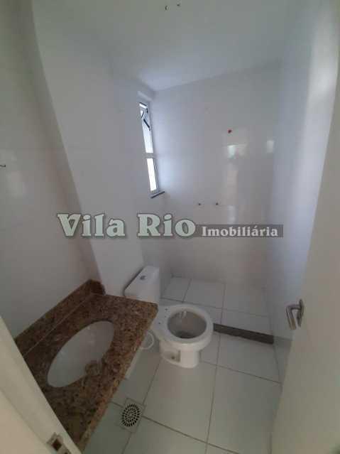 BANHEIRO SUITE - Apartamento 3 quartos à venda Vista Alegre, Rio de Janeiro - R$ 581.000 - VAP30122 - 10