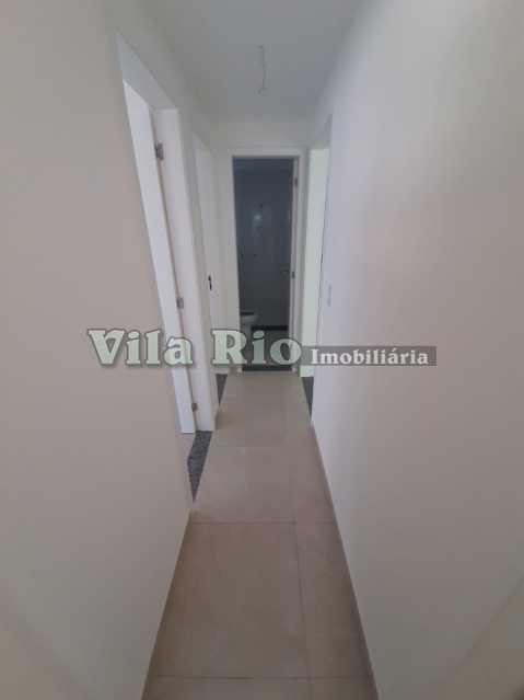 CIRCULAÇÃO - Apartamento 3 quartos à venda Vista Alegre, Rio de Janeiro - R$ 581.000 - VAP30122 - 12