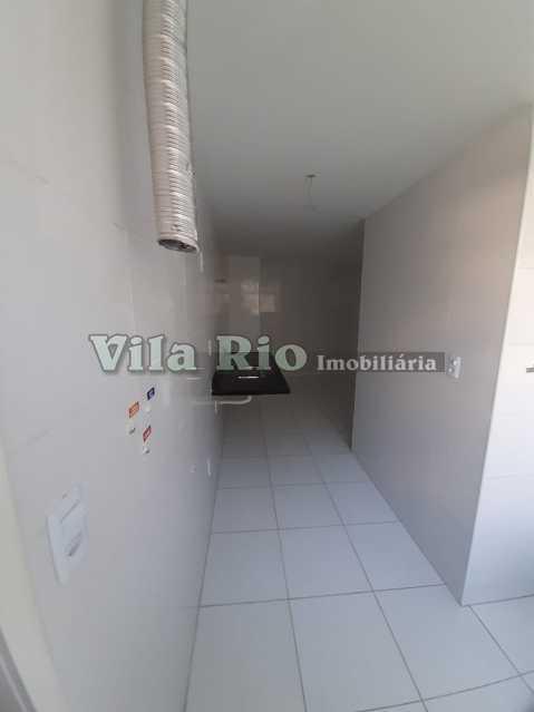 COZINHA 2 - Apartamento 3 quartos à venda Vista Alegre, Rio de Janeiro - R$ 581.000 - VAP30122 - 13